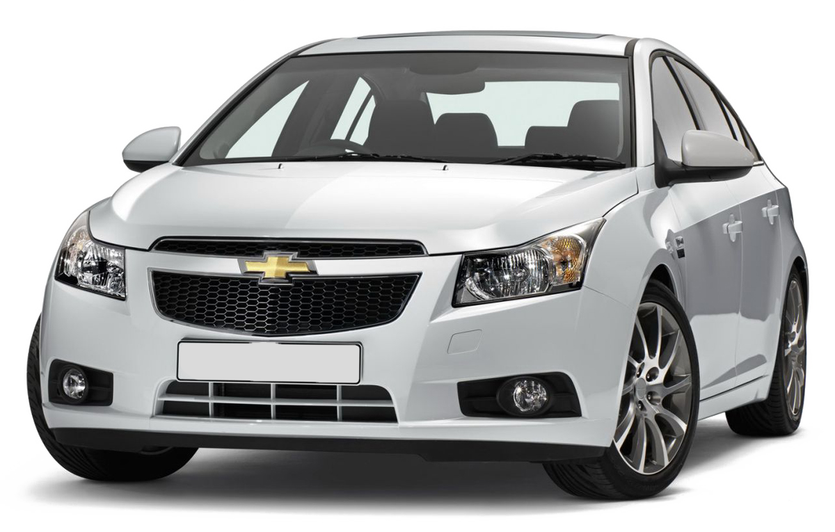 Chevrolet Cruze or similar <br> Group D