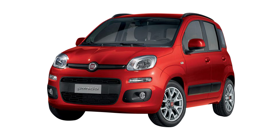 Fiat Panda or similar <br>(Group B)