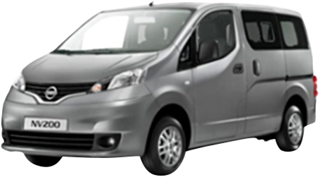 Nissan NV200 7 seater or Similar <br> (Group K)